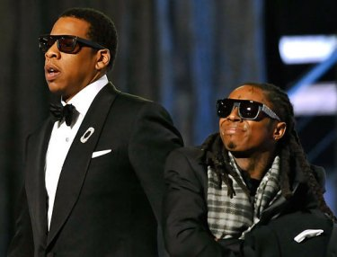 Jay-Z and Lil Wayne