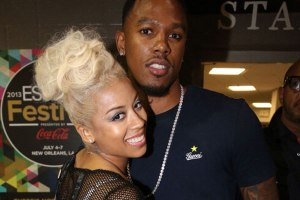 Daniel Gibson and Keyshia Cole