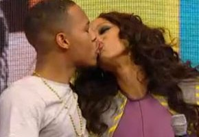 Bow Wow Locks Lips With Tyra Banks On '106 & Park'
