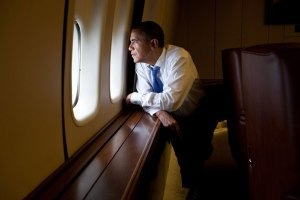 Inside President Obama's Air Force One