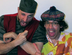 Nardwuar vs. R.A. The Rugged Man (Video)
