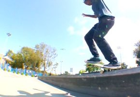 Change Your Game: Levi Maestro, Theotis Beasley Search For Upcoming Skaters (Video)