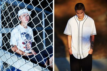 CLOT x Undefeated 'Out For Blood' collection