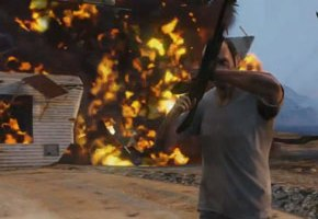 Game Trailers: Grand Theft Auto V (The Official Trailer)