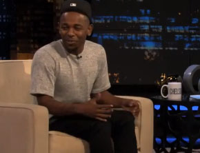 Kendrick Lamar Talks 'Control' Verse On Chelsea Lately Show