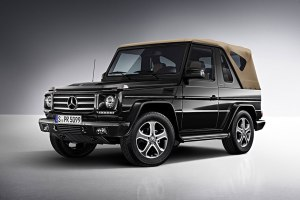 Mercedes-Benz G-Class Cabriolet 'Final Edition'