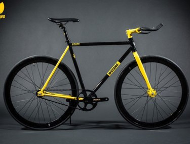 State Bicycle Co. x Wu-Tang Clan Bike
