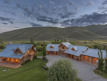 Steve McQueen's $7.4 Million Idaho Ranch