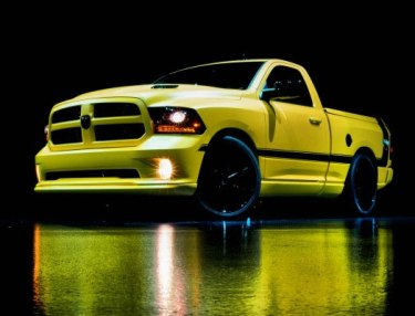 Dodge Ram 1500 Rumble Bee Concept