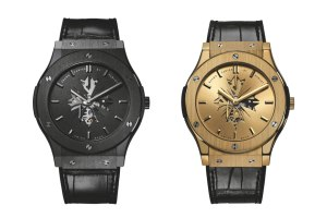 Shawn Carter By Hublot Classic Fusion