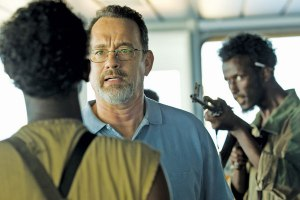 Captain Phillips movie, starring Tom Hanks