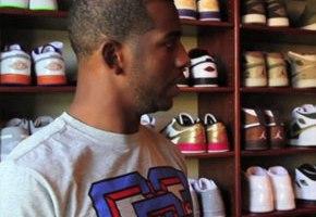 A Look Inside Chris Paul's Sneaker (Jordan) Closet