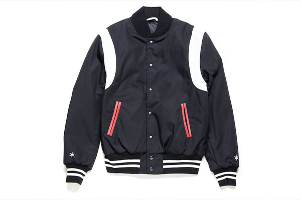 Black Scale x Golden Bear Fall 2013 Varsity Jackets
