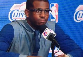 Chris Paul Explains 'Riquickulous' Move (Video)