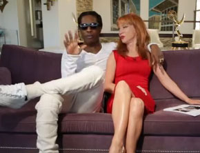 Kathy Griffin, A$AP Rocky Talk Sex, Rap Crew She Wants & Danny Brown