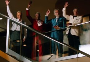 Movie Trailers: Last Vegas (Michael Douglas, Robert DeNiro)