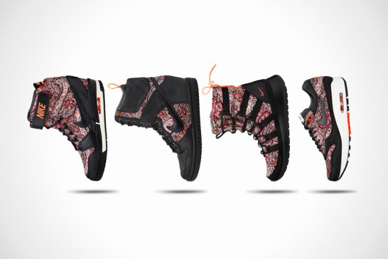 Nike Fall 2013 Liberty Print Collection
