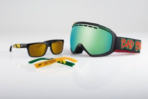 Arnette x Bad Brains capsule