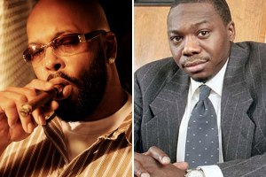 Suge Knight, Jimmy Henchman