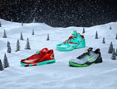 Nike Basketball 2013 Christmas Pack