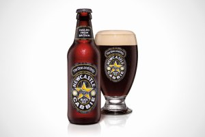 Newcastle Cabbie Black Ale