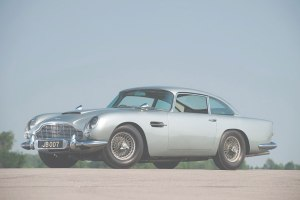 James Bond's Aston Martin DB5 For Sale