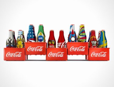 Coca-Cola Unveils Special Edition 2014 World Cup Bottles
