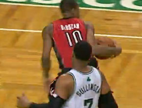 NBA Ballin: DeMar DeRozan Shows Off Sick Handles