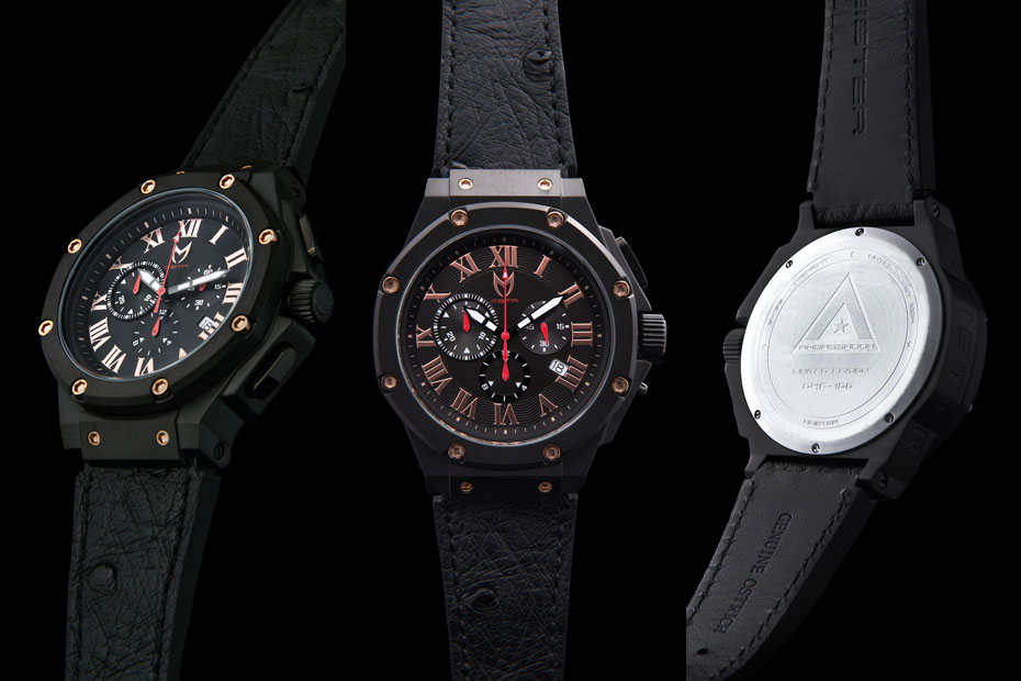 MSTR Watches Ambassador Chinese New Year Edition 2014