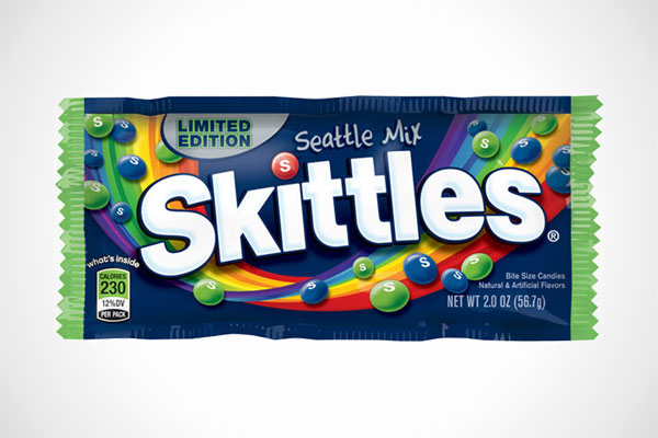 Skittles Seattle Mix
