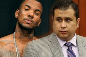 George Zimmerman vs The Game