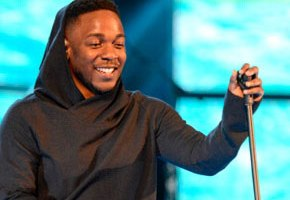 Kendrick Lamar Performs At NBA All-Star Saturday Night