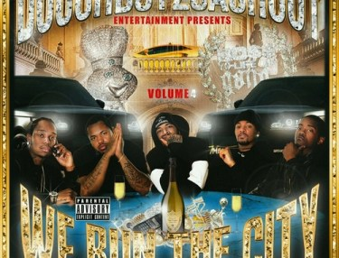Doughboyz Cashout - We Run The City Vol. 4 (Mixtape)