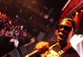 2 Chainz, Pusha T Perform During All-Star Weekend