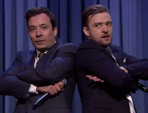 Jimmy Fallon x Justin Timberlake: History of Rap (Pt. 5)