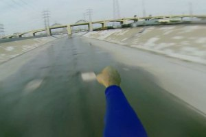 First Person With Superman Via A GoPro