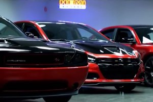 Dodge Offers Look At 45th Anniversary Scat Pack