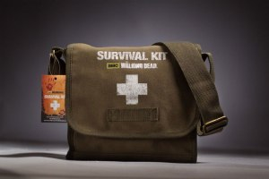 AMC The Walking Dead One-Person Survival Kit