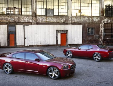 2014 Dodge Charger, Challenger
