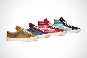 Vault By Vans Summer 2014 OG Classics Pack