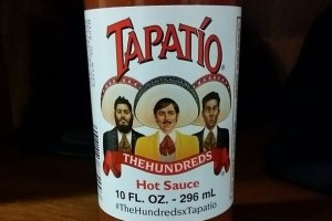 Hundreds x Tapatio hot sauce