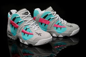 Reebok The Rail Blue/Grey/Pink