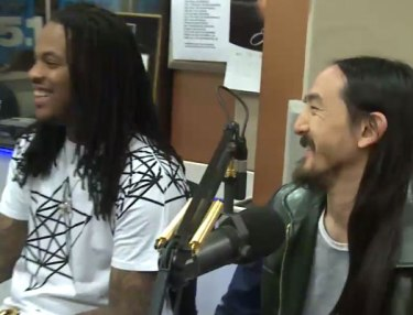 Waka Flocka, Steve Aoki Talks EDM, Steve's Father Founding Benihana's