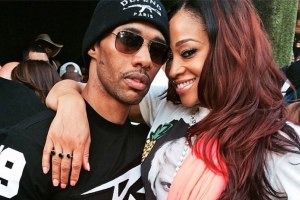 Mimi Faust and Nikko
