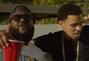 Bas ft. J. Cole - My N*gga Just Made Bail (Video)