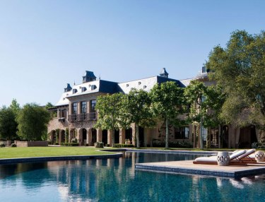 Tom Brady and Gisele's Brentwood mansion