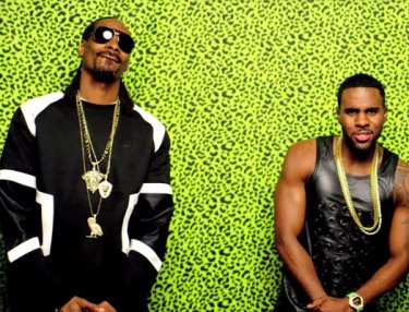 Jason Derulo ft. Snoop Dogg - Wiggle (Video)