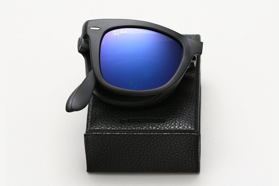ray ban clubmaster blue mirror 7l15  Ray-Ban Summer 2014 Mirror Collection