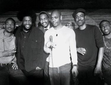 Dave Chappelle at NYC Comedy Cellar