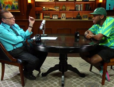 Tyler The Creator Talks Offensive Language, Gay Rappers